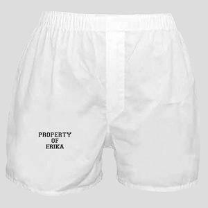 Property of ERIKA Boxer Shorts