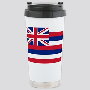 State Flag of Hawaii Stainless Steel Travel Mug