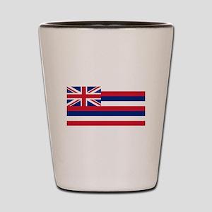 State Flag of Hawaii Shot Glass