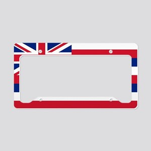 State Flag of Hawaii License Plate Holder