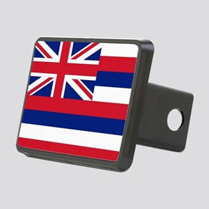 State Flag of Hawaii Rectangular Hitch Cover