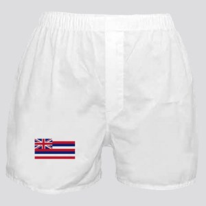 State Flag of Hawaii Boxer Shorts
