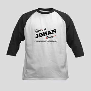 JOHAN thing, you wouldn't understa Baseball Jersey