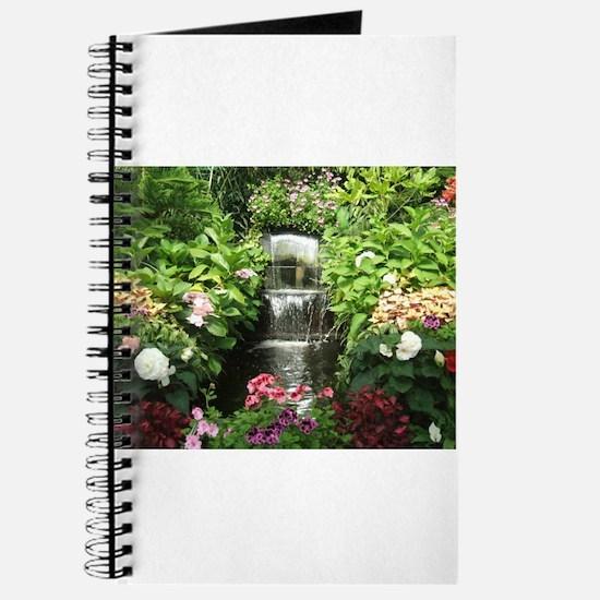 Waterfall Greenhouse Journal