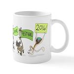 World Lemur Festival 2016 Mugs