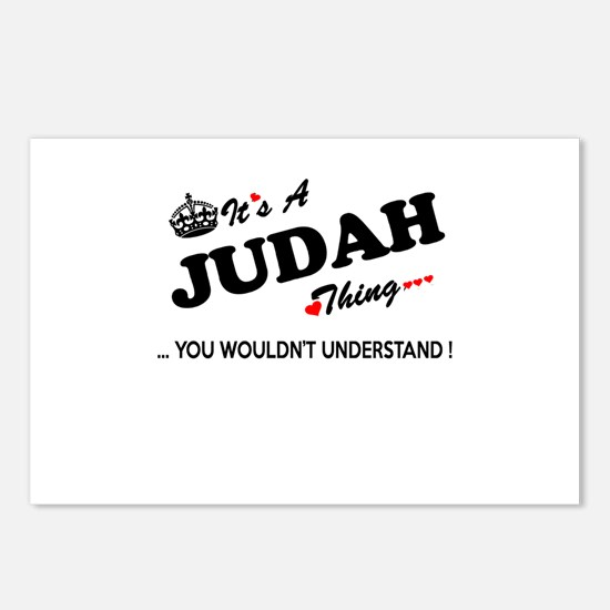 JUDAH thing, you wouldn't Postcards (Package of 8)