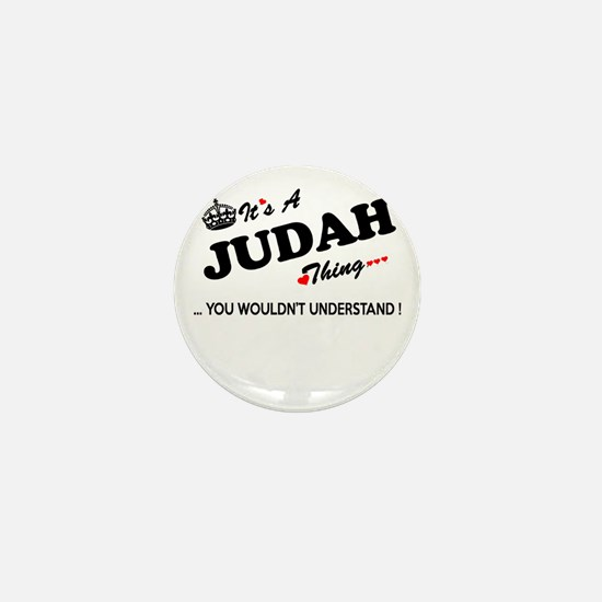 JUDAH thing, you wouldn't understand Mini Button