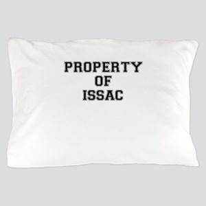 Property of ISSAC Pillow Case