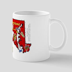 MD-Crabs! Mug
