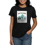 Missin Tree Huggers Women's Dark T-Shirt