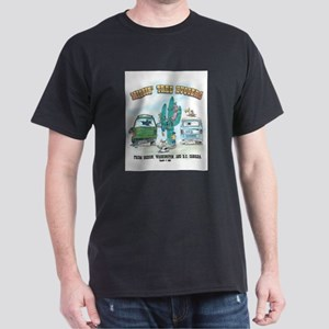 Missin Tree Huggers Dark T-Shirt