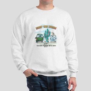 Missin Tree Huggers Sweatshirt