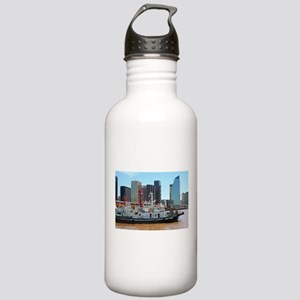 Tug boats, Buenos Aire Stainless Water Bottle 1.0L