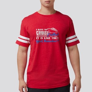 I Have No Cruise Control T-Shirt
