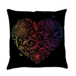 Heartbeat Everyday Pillow
