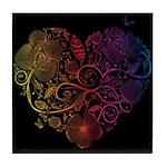 Heartbeat Tile Coaster