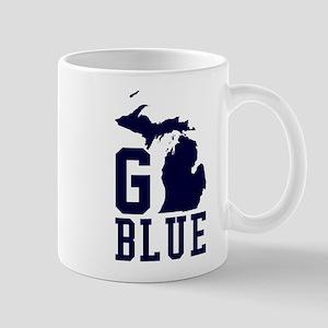 Go BLUE Mugs