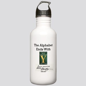 Alphabet Ends With Y Stainless Water Bottle 1.0L