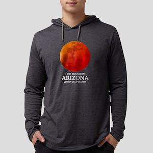 Mooned In Arizona 2018 Mens Hooded Shirt