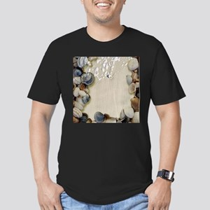 summer ocean beach seashells T-Shirt