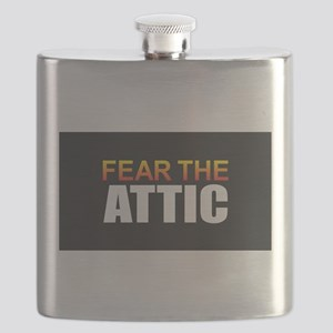 Fear the Attic Flask