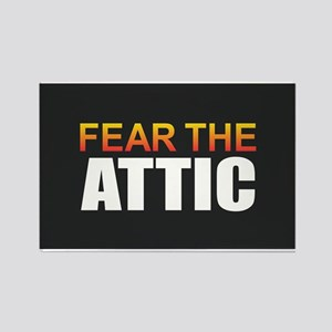 Fear the Attic Magnets