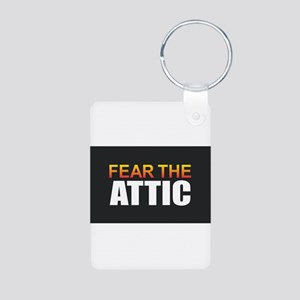 Fear the Attic Keychains