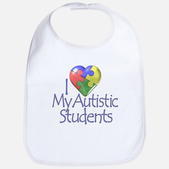 My Autistic Students Bib