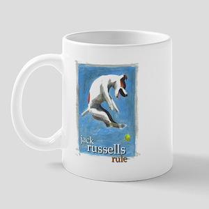 Jack Russells Rule Mug
