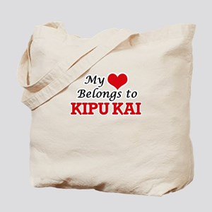My Heart Belongs to Kipu Kai Hawaii Tote Bag