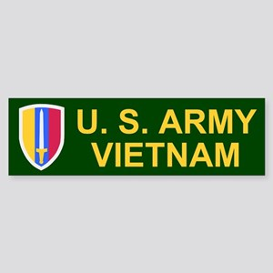 USARV<BR> Bumper Sticker