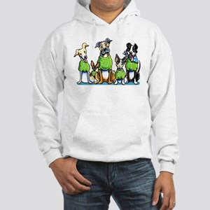 Adopt Shelter Dogs DK Sweatshirt