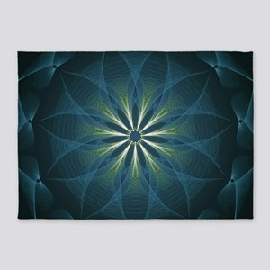 midnight blue 5'x7'Area Rug