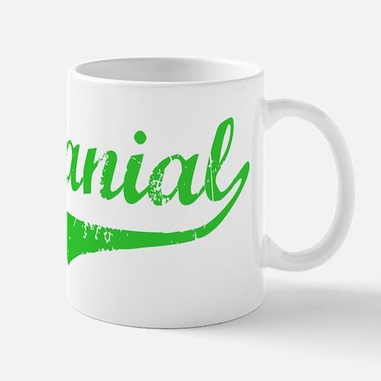 Nathanial Vintage (Green) Mug