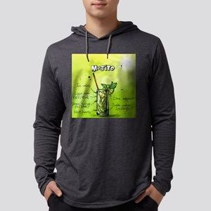 Mojito (Green) Long Sleeve T-Shirt