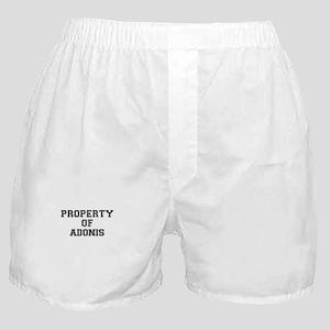 Property of ADONIS Boxer Shorts
