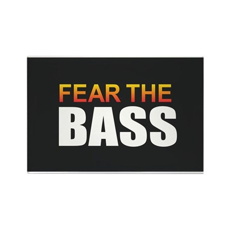 Fear the Bass Magnets