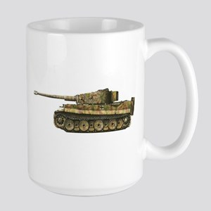 Side on Tiger Mugs