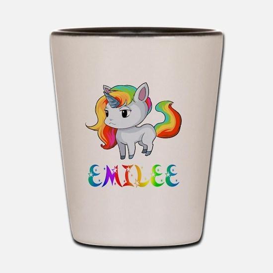 Funny Emilee Shot Glass