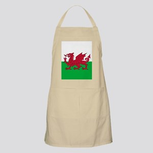 Flag of Wales Apron