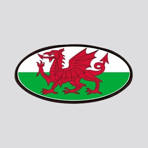 Flag of Wales Patch