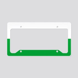 Flag of Wales License Plate Holder