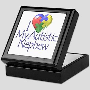 My Autistic Nephew Keepsake Box