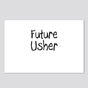 Future Usher Postcards (Package of 8)