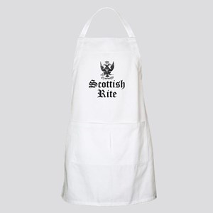 Scottish Rite 33 Degree BBQ Apron
