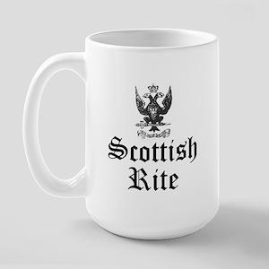 Scottish Rite 33 Degree Large Mug