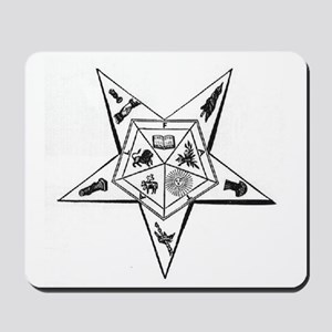 Order of the Eastern Star Mousepad
