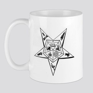 Order of the Eastern Star Mug