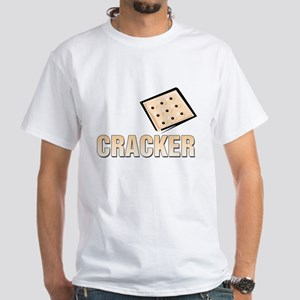 Cracker White T-Shirt