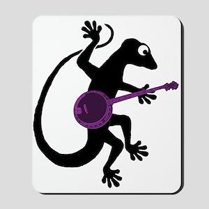 Gecko Banjo Mousepad